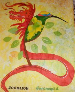 dragon y quinde