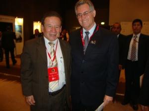 Reunion en cumbre china América Latina en Lima