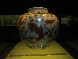 Los peces en el arte chino