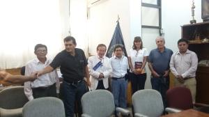 Profesores de la Universidad de Piura